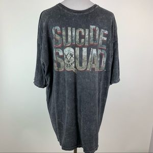 Suicide Squad Graphic Tee XL